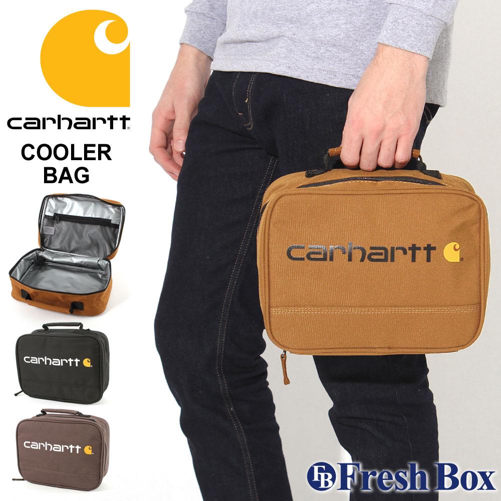 カーハート バッグ ランチバッグ 撥水 291801B USAモデル|ブランド Carhartt|保冷バッグ クーラーバッグ 【W】