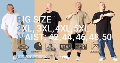 大きいサイズ メンズ