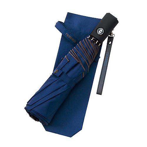 レノマ renoma 自動開閉ミニ傘 (メンズ/紳士/ブランド/折りたたみ傘/ギフト)選べるギフト包装・のし・メッセージカードも無料です