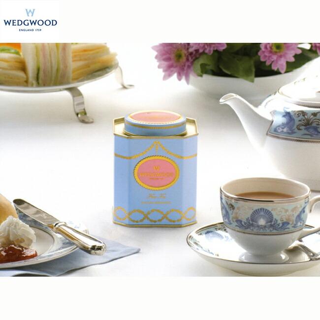 ウェッジウッド 紅茶 ティーギフト イメージ