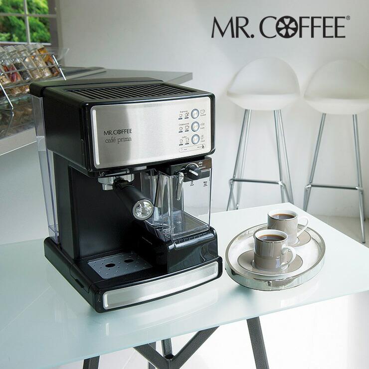 MR.COFFEE カフェプリマBVMCEM6601J