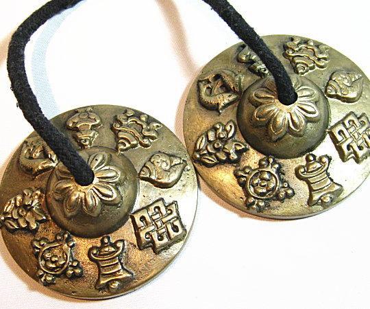 チベット密教法具ティンシャ