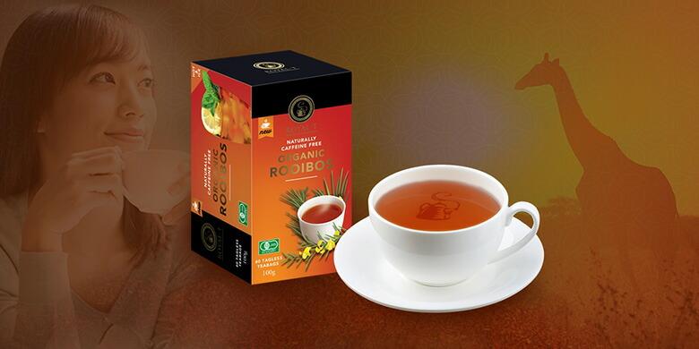 ロイヤルTルイボスティー 有機ルイボス茶