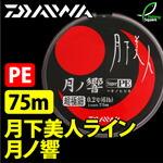 【ライン】 ダイワ (DAIWA) SW 月下美人ライン月ノ響(Gekkabijin Line TUKINOHIBIKI)75m