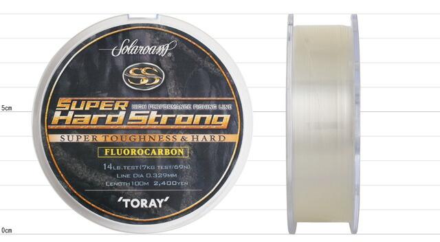【ライン】 東レ(TORAY)ソラローム スーパーハードストロング(Solaroam SUPER Hard Strong)