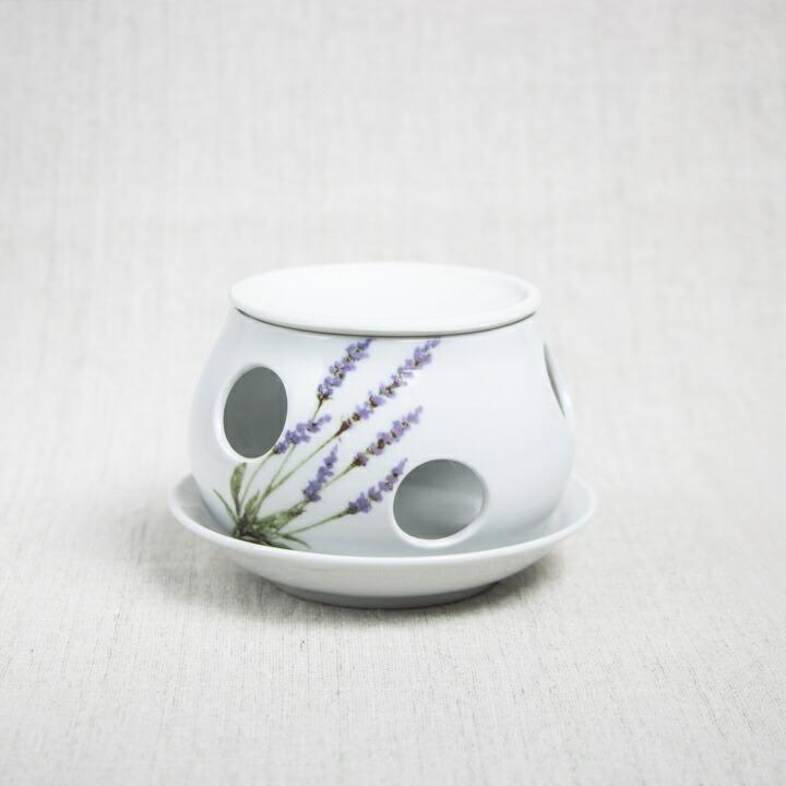 茶香炉 ラベンダー