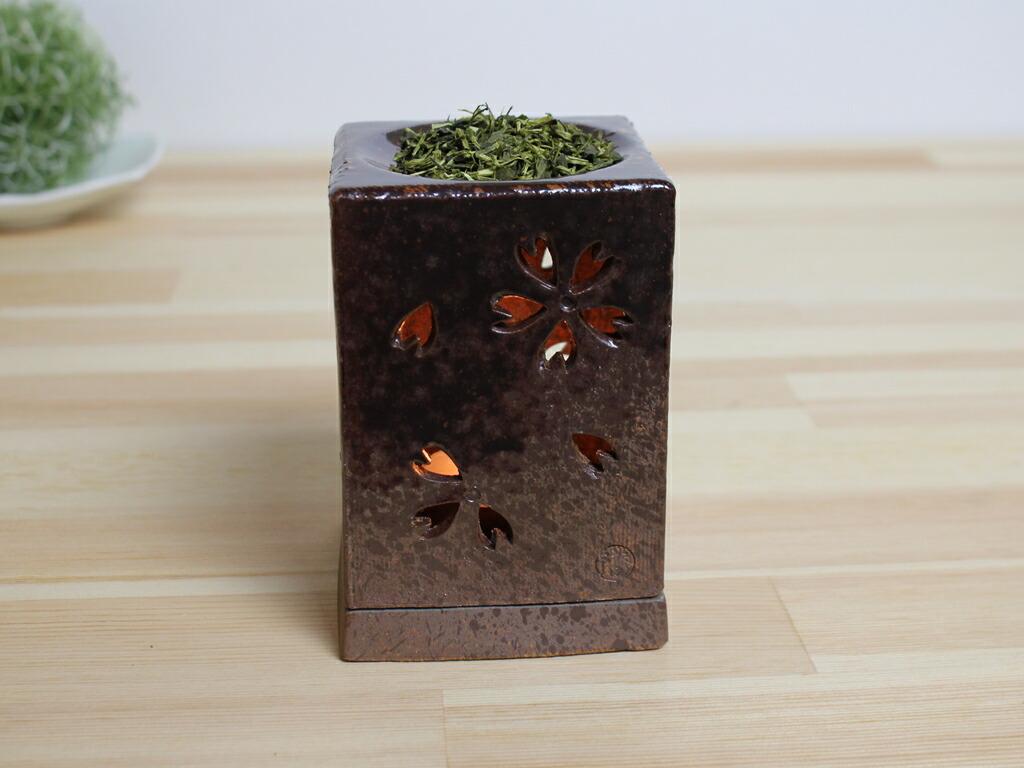 茶香炉 桜