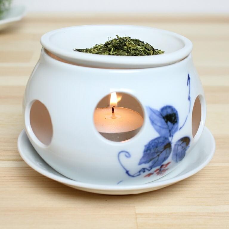 茶香炉 くずの葉
