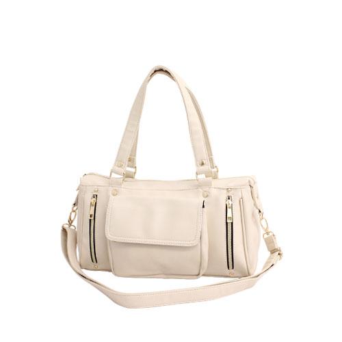 FUENTEのバッグ・鞄/ボストンバッグ|アイボリー