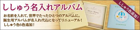 オリジナル名入れアルバム第3弾!