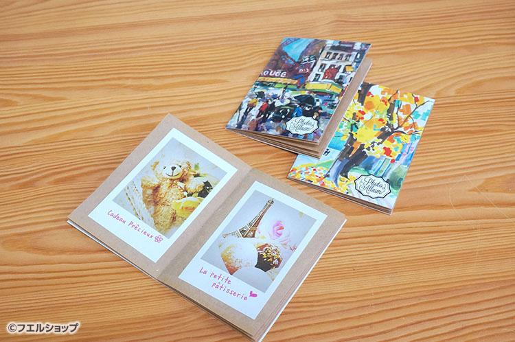 アルバムナカバヤシミニポケットアルバム3冊セットチェキサイズ1段12枚収納×
