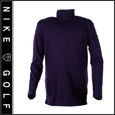 再入荷! 【Nike Golf】ナイキゴルフ TIGER WOODS COLLECTION タートルマルチカラー LSトップス(薄手)