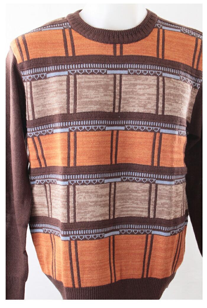 【NICOLE MORRISON】 ウール混 暖かセーター
