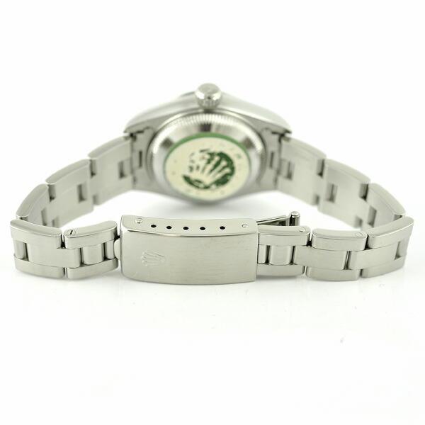 オイスターパーペチュアルデイト 自動巻きレディース腕時計 ロレックス