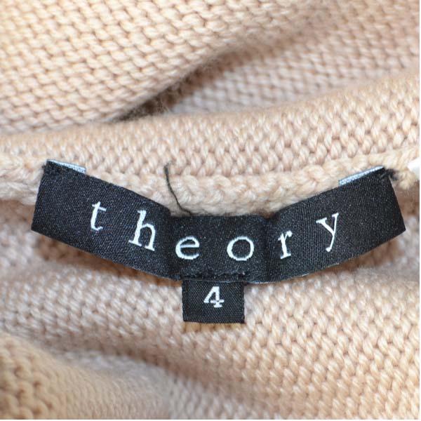 タートルネックニット theory セオリー