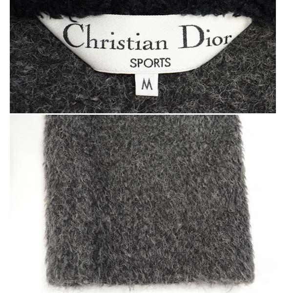 ウールダッフルコート Christian Dior SPORTS クリスチャンディオールスポーツ