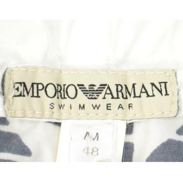 コットンパンツ EMPORIO ARMANI エンポリオアルマーニ