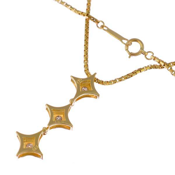 ダイヤモンドペンダント ラソーマ