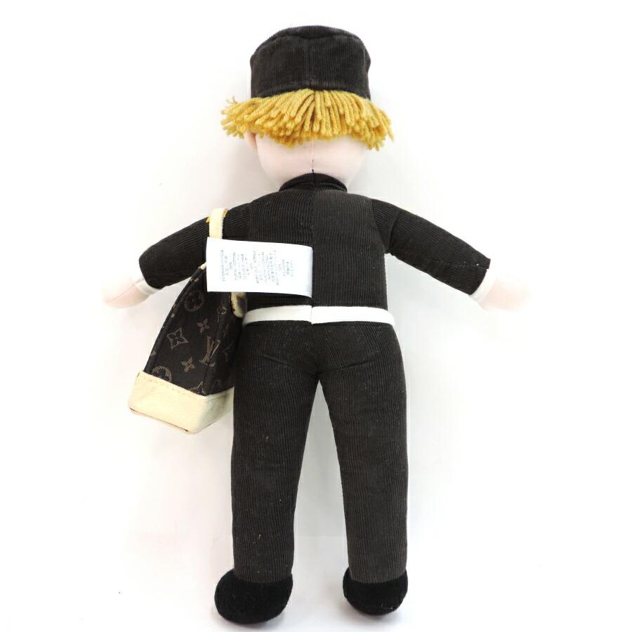 2013年クリスマス限定 ノベルティ ベルボーイ人形 ルイヴィトン