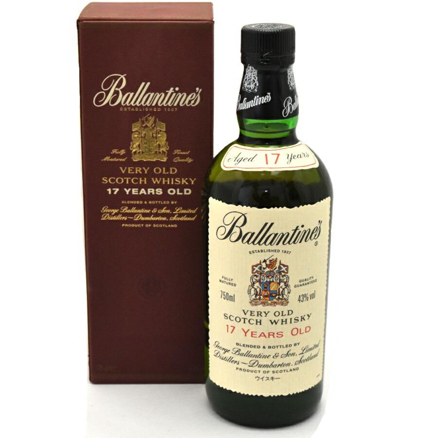 バランタイン 17年 Ballantine's(バランタイン)