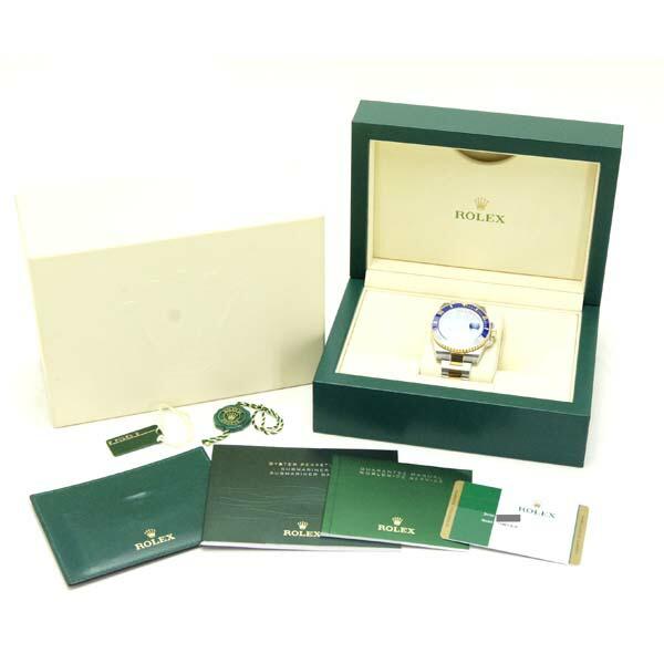 サブマリーナ デイト メンズ腕時計 ロレックス