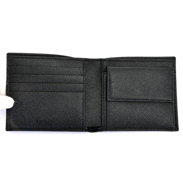 二つ折り財布 ブルガリ