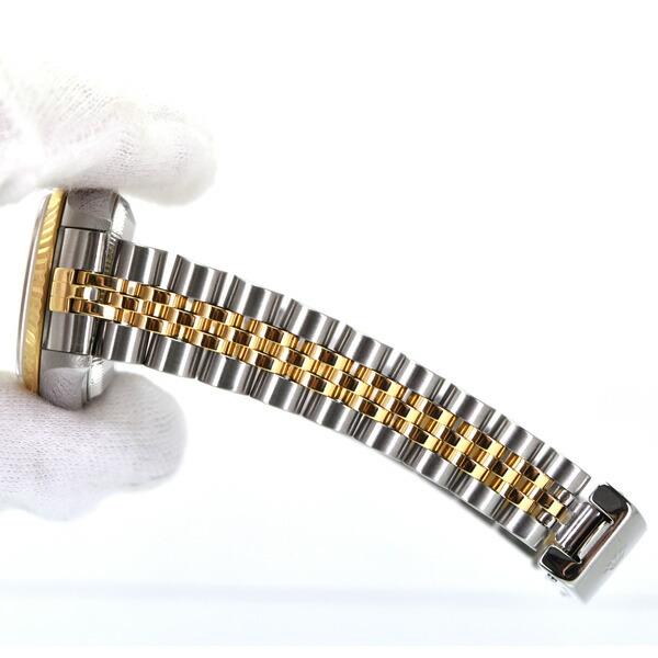デイトジャスト 10Pダイヤ ロレックス