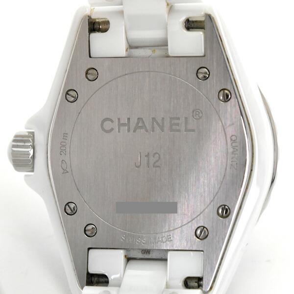 J12 12Pダイヤ シャネル