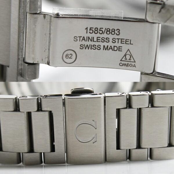 シーマスター アクアテラGMT クロノグラフ 腕時計 オメガ