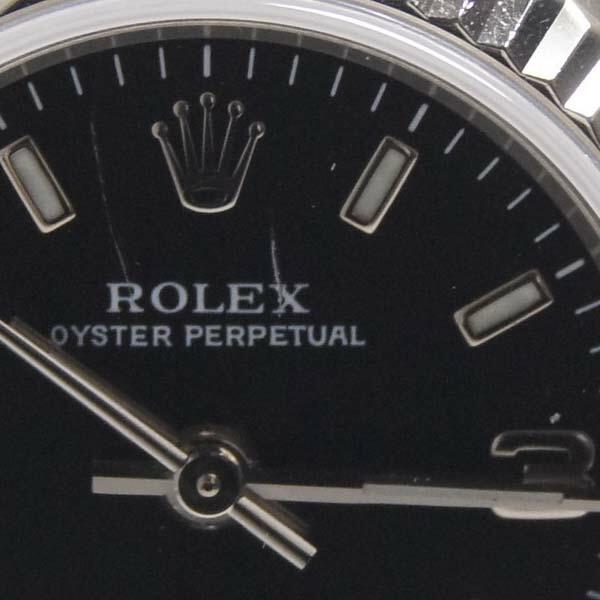 オイスターパーペチュアル 腕時計 ロレックス