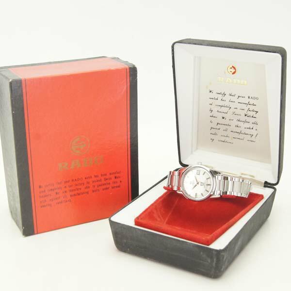 ゴールデンホース 30石 腕時計 RADO ラドー