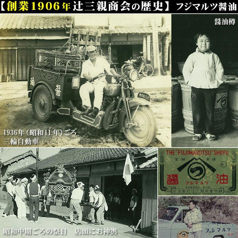 創業1906年 辻三親商会の歴史