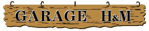 GARAGE H&M