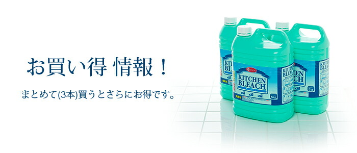 除菌漂白剤