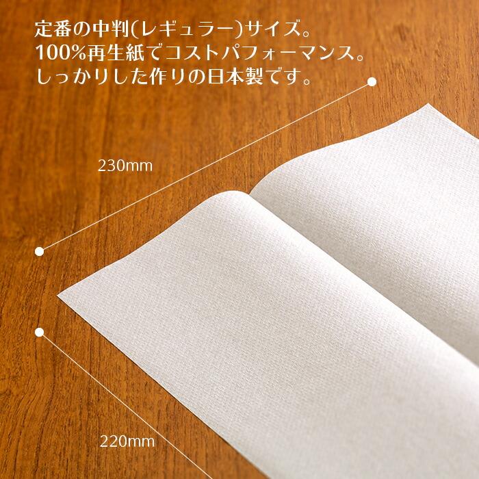 e-style エコ ペーパータオル 中判