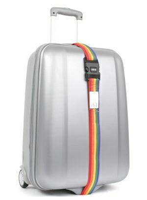 スーツケースベルト(LuggageStraps)
