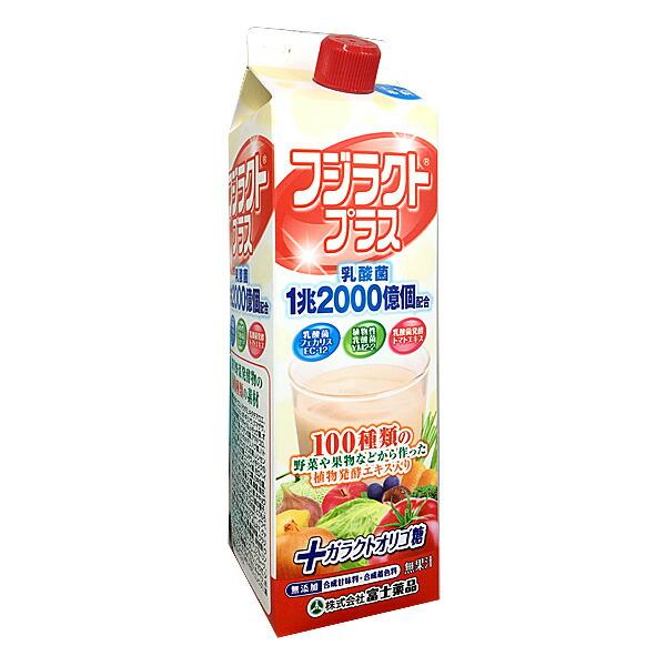 乳酸菌配合飲料 フジラクトプラス 1000ml