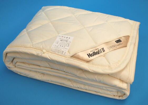 洗える ベッドパット 洗濯ネット付