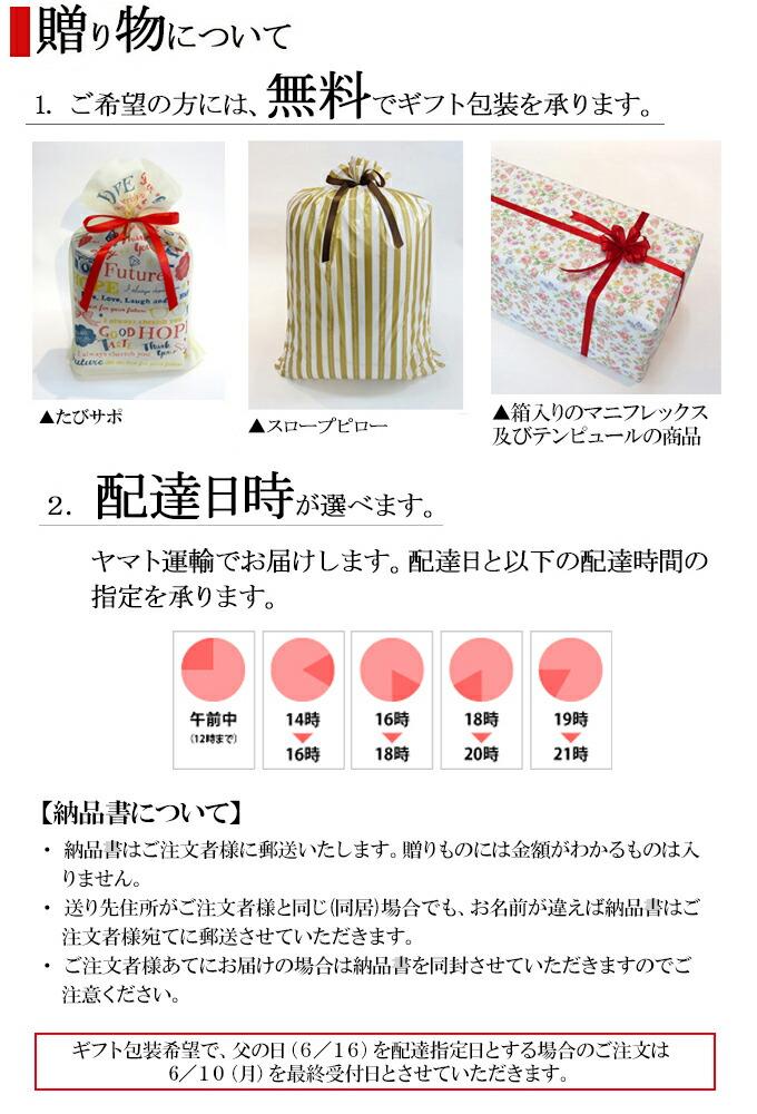 贈り物について