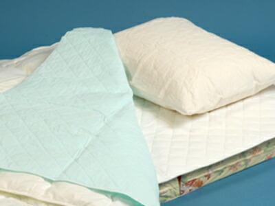 ガーゼと脱脂綿の寝具 パシーマ サニセーフ