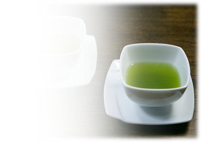 深蒸し茶の写真