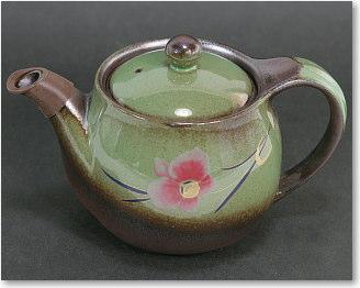 深蒸し茶用急須