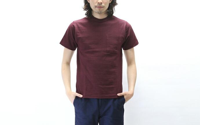 WAREHOUSE/ウエアハウス 半袖ポケットTシャツ 4601