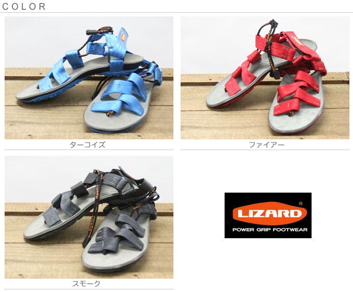 LIZARD【リザード】サンダル KIOTA M