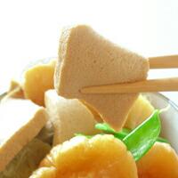 福島名産、『立子山の凍豆腐』