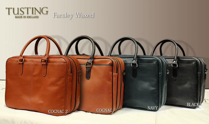 TUSTING Farsley Travel Brief