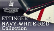 ETTINGER/NAVY-WHITE-RED
