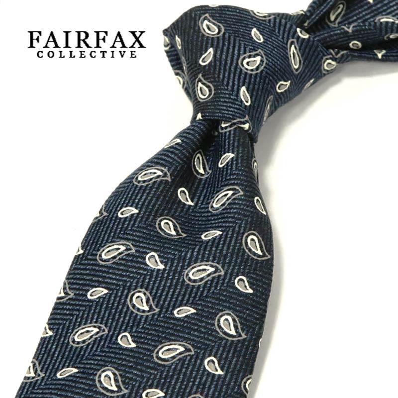 FAIRFAX/小紋タイ