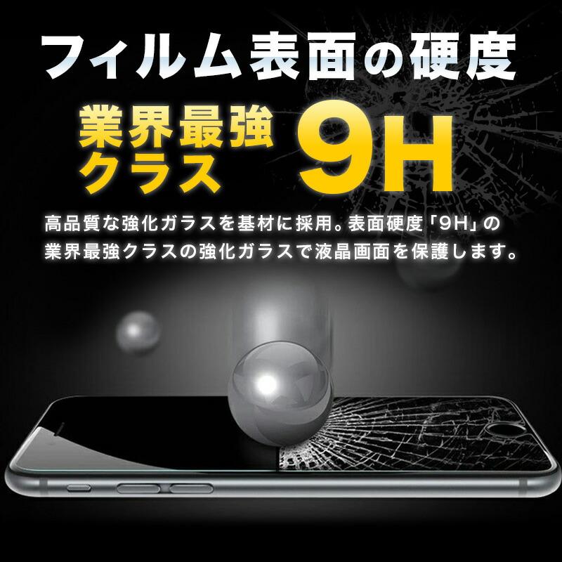 ガラスフィルム iphone8