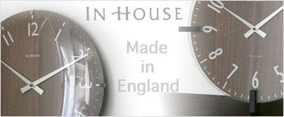 クリック!IN HOUSE made in England